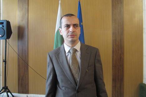 Тодор Чобанов, зам. кмет на София. Снимка: Оля Ал-Ахмед
