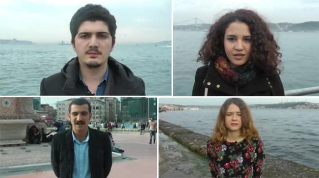 Турски студенти се извиниха на руския народ за сваления Су-24
