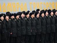 """Фрегатата """"Адмирал Григорович"""" влезе в състава на Черноморския флот на Русия"""