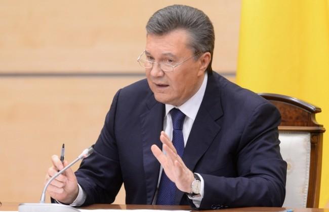 Виктор Янукович смята да се върне в Украйна като президент