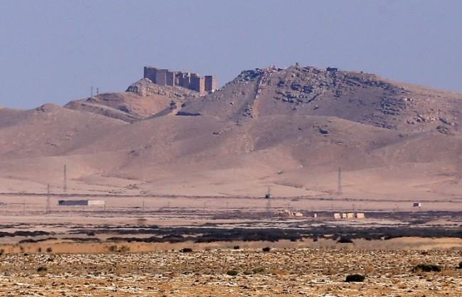 Офицер от руските специални сили е загинал геройски в боевете за Палмира