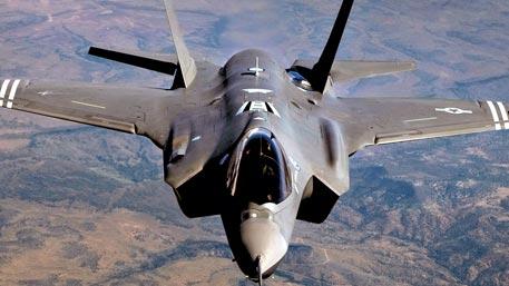 Използването на F-35 започна с провал