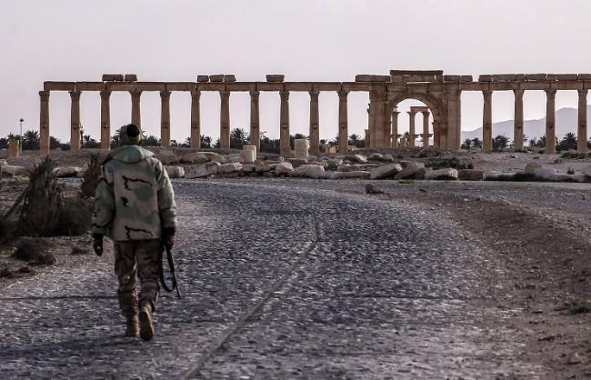 Бородавкин: Американските военни поздравиха руските си колеги за победата в Палмира