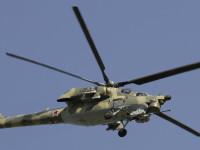 Руски вертолет претърпя катастрофа в Сирия