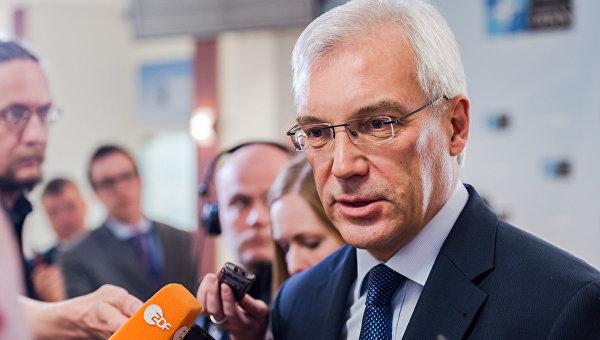 Грушко: САЩ се опитаха да окажат военен натиск върху Русия, изпращайки миноносеца Donald Cook в Калининград