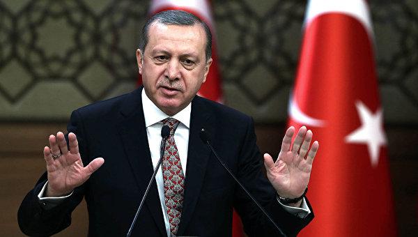 Stern: Ердоган показа страхливостта си