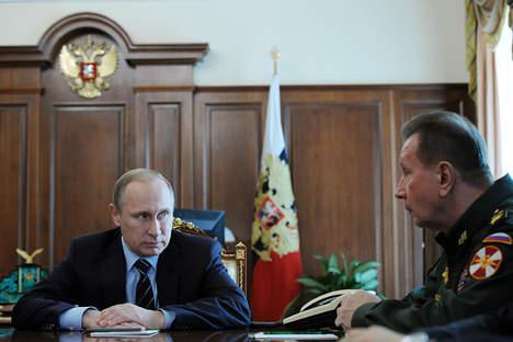 Защо Путин създаде Национална гвардия на Русия?