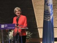 Ирина Бокова призова към възстановяване на доверието в Близкия изток