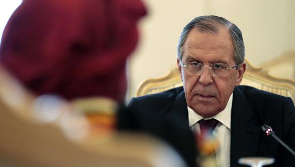Лавров: Русия е против позицията на ЕС за въоръжена намеса в Либия