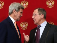 Лавров и Кери обсъдиха по телефона ситуацията в Сирия