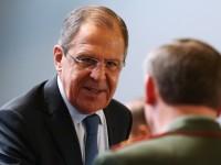 Лавров: Русия призовава да не се използват терористите в качеството на инструмент за политически цели