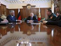 Путин обяви създаването на Национална гвардия в РФ