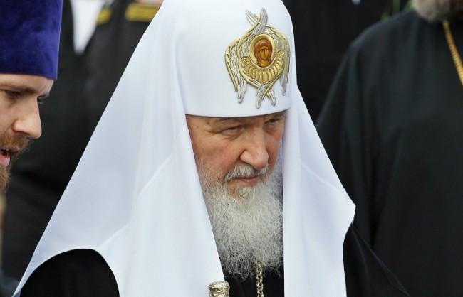 Патриарх Кирил ще почете паметта на жертвите от Чернобил