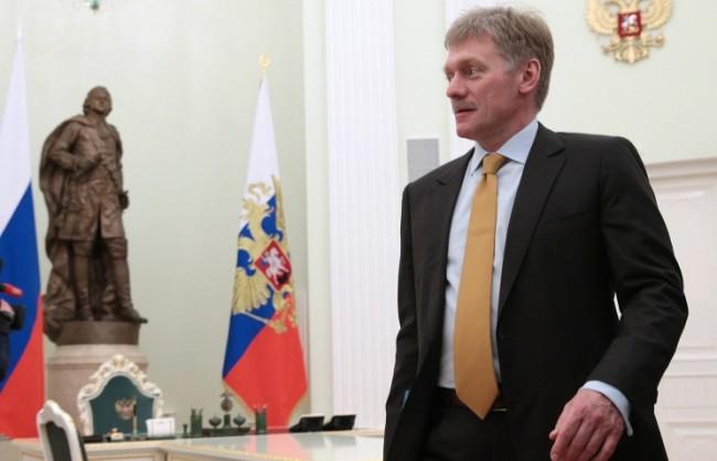 """Песков: """"Пряка линия"""" не е режисирана предварително"""