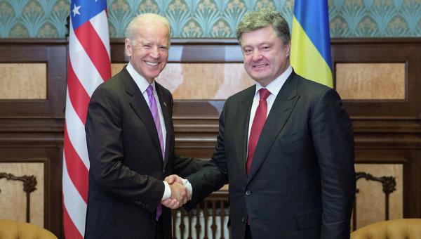 Порошенко и Бадйън се договориха за отпускането на трети транш от 1 млрд. долара за Украйна