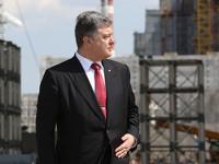 """Порошенко сравни Чернобилската катастрофа с """"руската агресия"""""""