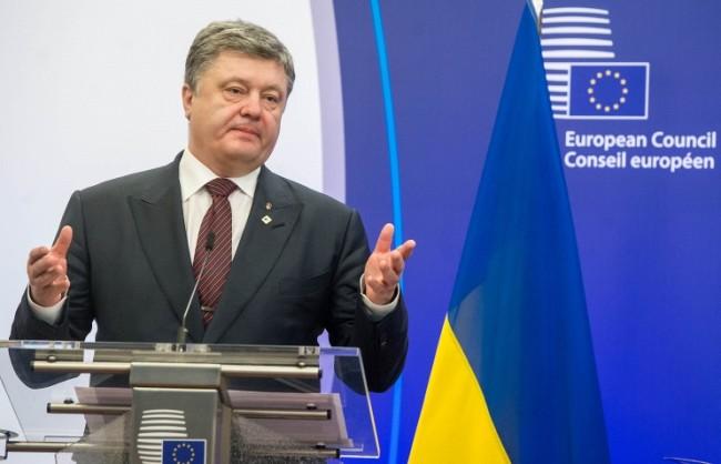 Порошенко: Референдумът в Холандия не е препятствие по пътя на Украйна в ЕС