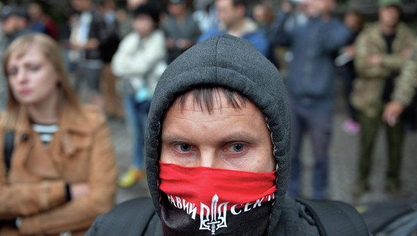"""Привърженици на """"Десен сектор"""" се опитвали да организират държавен преврат в Русия"""