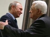 Путин ще обсъди с Махмуд Аббас ситуацията в Близкия изток и руско-палестинските отношения