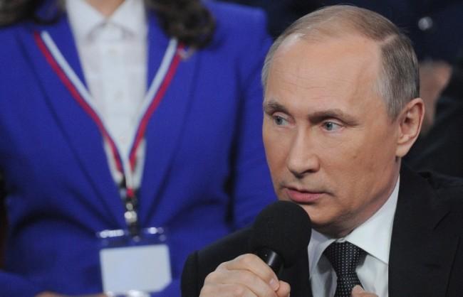 """Путин опроверга обвиненията срещу него в """"Панамските документи"""""""