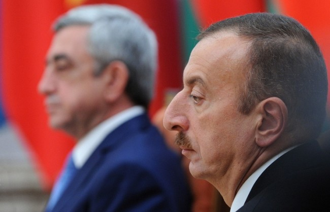 Путин призова Азербайджан и Армения към прекратяване на огъня