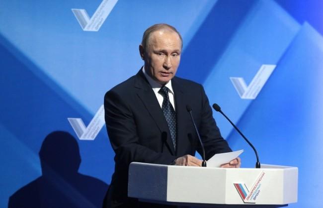 Путин счита информационните атаки срещу него за реакция на опонентите на укрепването на Русия