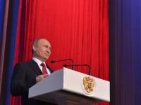 Путин: Русия работи активно над нови технологии в космическата сфера