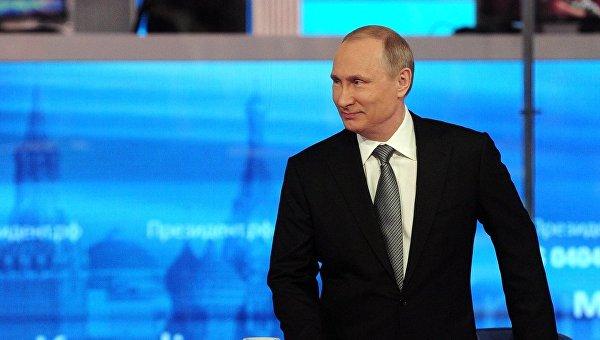 Путин: Ситуацията в руската икономика не се е подобрила, но се наблюдава положителна тенденция