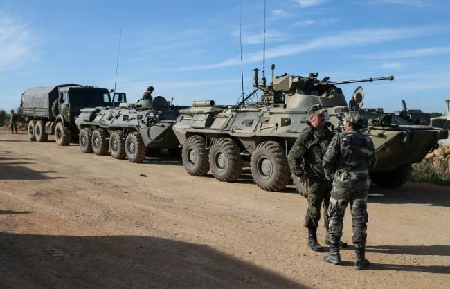 Руската армия използвала специални високоскоростни интернет връзки в Сирия