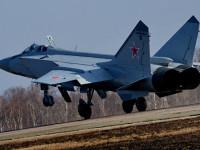 Руски пилоти поставиха рекорд по продължителност на полета на МиГ-31БМ