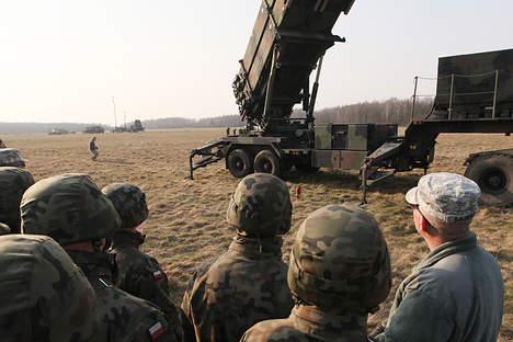 САЩ усилват системите за ПВО в Европа
