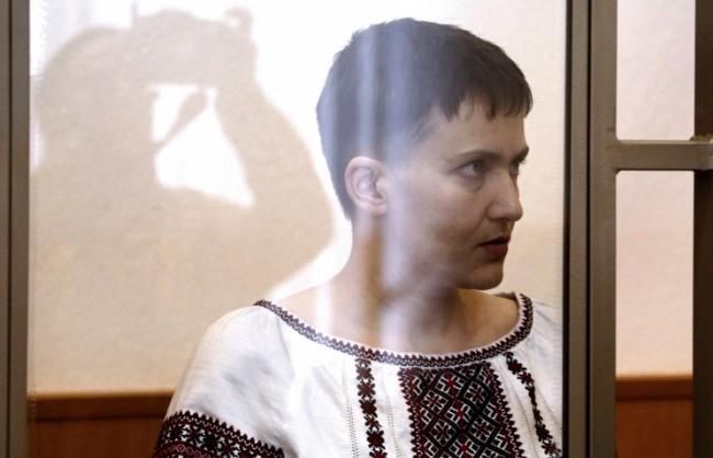 Савченко започна суха гладна стачка