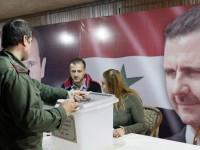 В Сирия гласуват за нов парламент