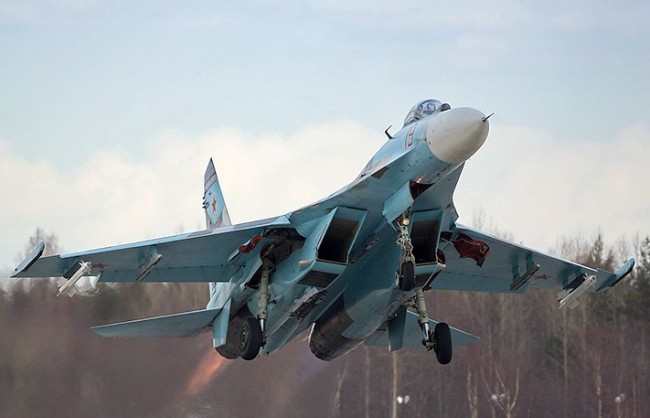 Руски адмирал за инцидента със Су-27: Не провокирайте Русия към действия, които после само ще обсъждате