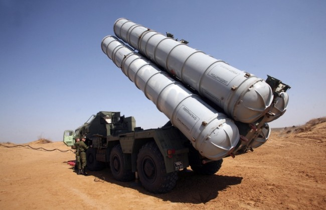 МВнР на Иран потвърди доставката на първата партида С-300 от Русия
