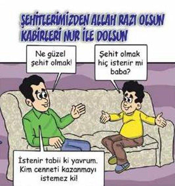 Турция комикси
