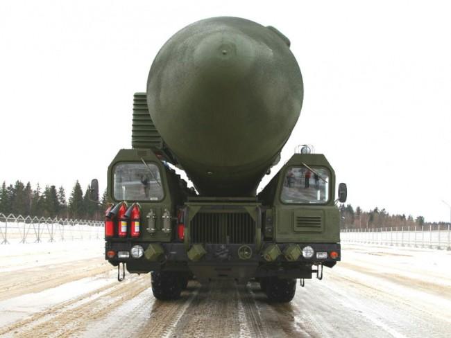 Ядрените мускули на Русия и САЩ