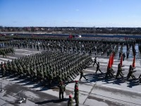 40 хил. военни ще участват в Парада на Победата на 9 май
