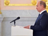 82 % от руснаците одобряват работата на Путин