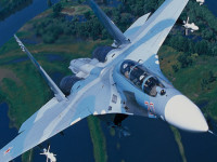 CNN: Руски Су-27 е извършил маневра от висшия пилотаж близо до американски RC-135 над Балтийско море