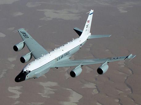Американски самолет-разузнавач отново лети в близост до границите на Русия