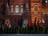 В Москва се проведе втората нощна репетиция на Парада на Победата