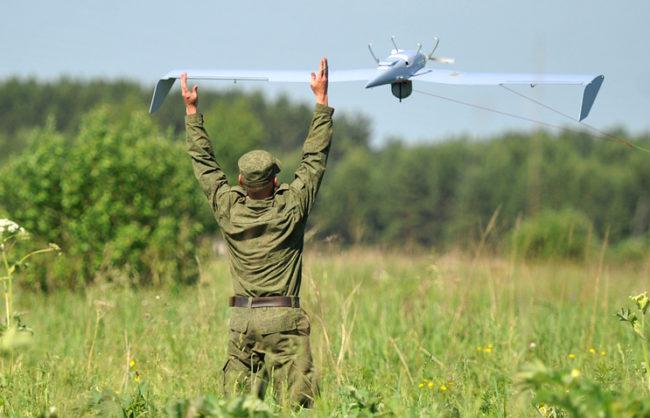 В Русия разработиха дрон-камикадзе