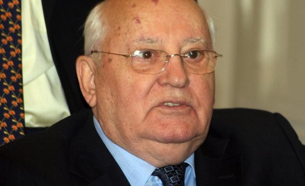 Заради думите за Крим и Путин Киев ще помоли ЕС да не пуска Горбачов