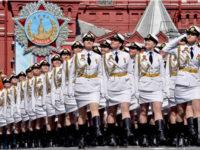 """Британските медии поразени от руската """"армия с миниполи"""""""