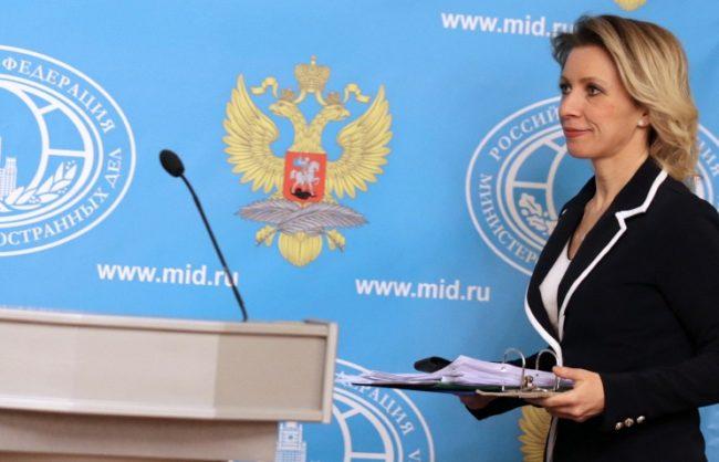 Захарова: Процесът на санкциите срещу Русия стигна до задънена улица