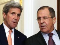 Лавров и Кери обсъдиха по телефона ситуацията в Сирия и Нагорни Карабах
