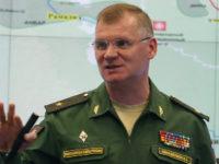 Конашенков опроверга информацията за удари на руските ВКС в сирийската провинция Идлиб