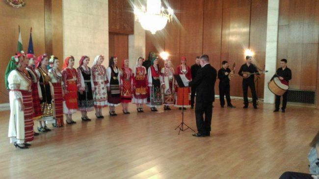"""Концерт на фолклорна група """"Драгостин Фолк Национал"""""""