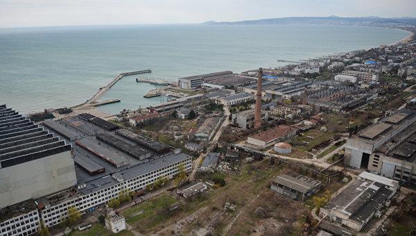 В Крим започва строителството малък ракетен кораб от ново поколение